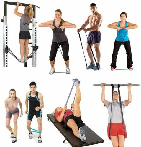 Heavy Set 4 Gym Exercise Pull Fitness