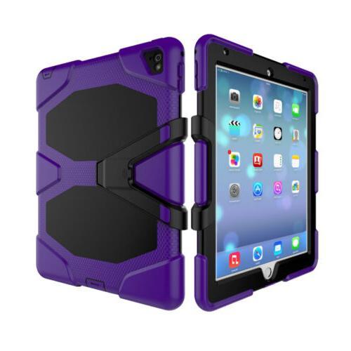 Heavy Rubber Screen Protector iPad A1474