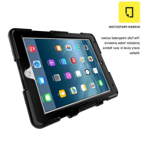 Heavy Duty Rubber Protector iPad Air 1st A1474