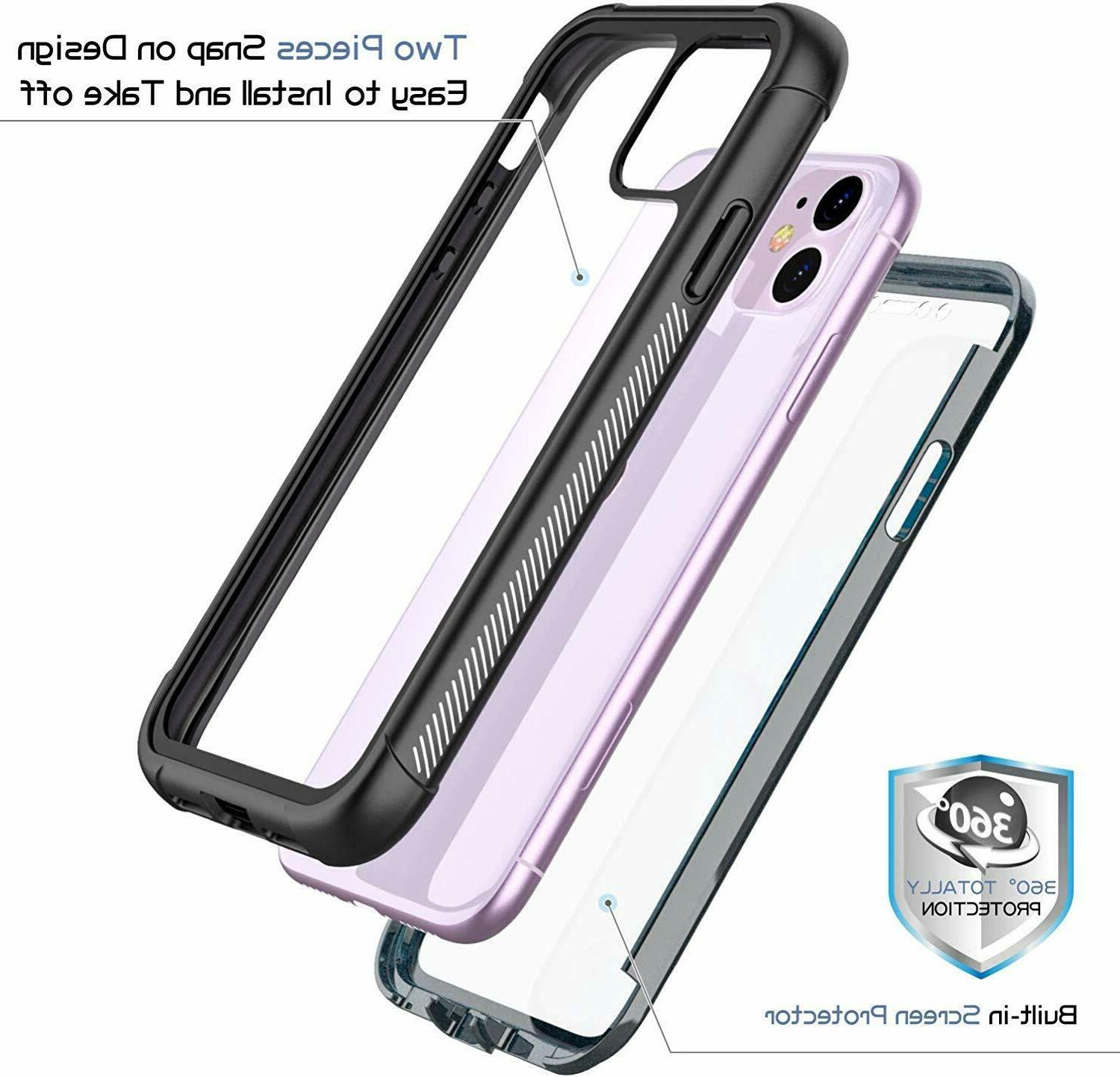 Heavy Duty Rugged Apple iPhone 11 11 Pro Max Life Waterproof