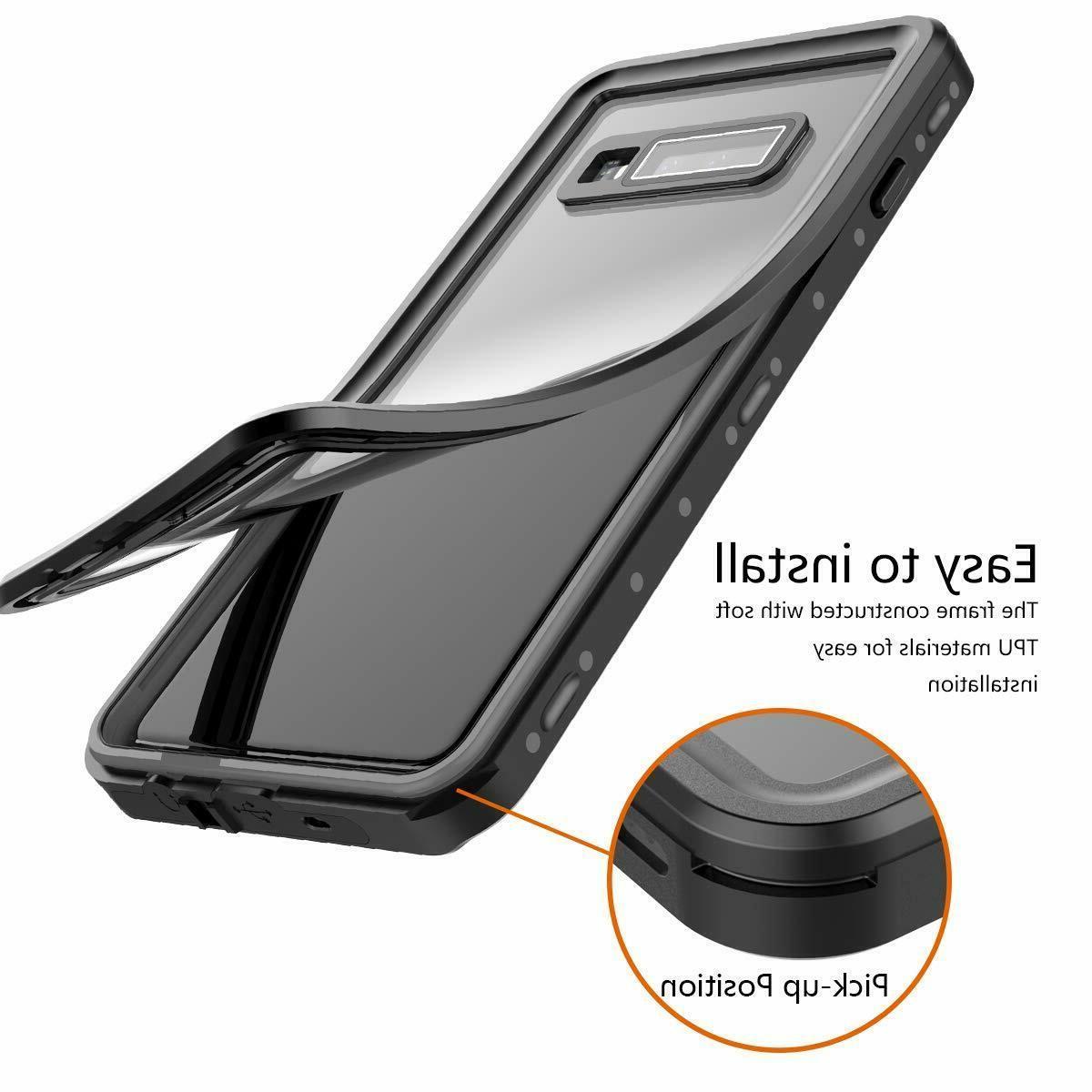 Cover Galaxy S10 Lift Case Screen