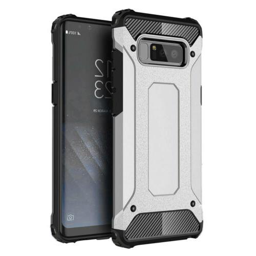 Heavy Shockproof Rugged Hard Case Samsung Note 9 8 4