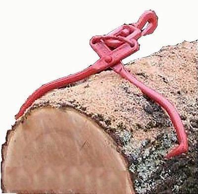 Heavy Duty SOLID Logging Dragging