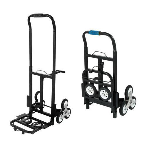 Stair Hand Truck Dolly Trolley w/ Duty
