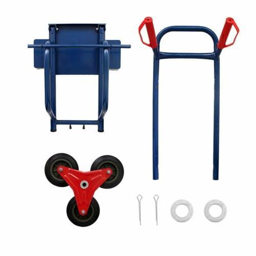 Heavy Hand Trolley star-shaped wheels