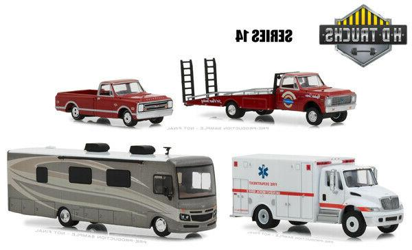 heavy duty trucks series 14 limited edition