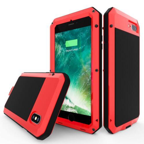 Heavy Duty Waterproof Shockproof Metal Gorilla Cover iPhone 11 Xs