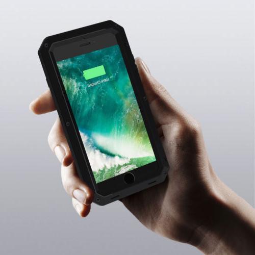 Heavy Waterproof Metal Cover For iPhone