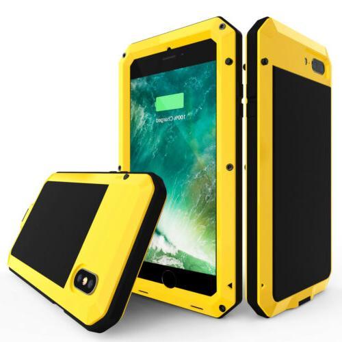 Heavy Duty Waterproof Metal Gorilla Cover iPhone 11 Xs