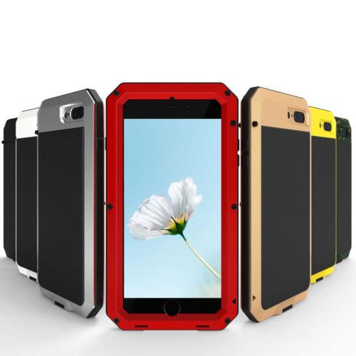Heavy Shockproof Metal Glass Cover Xr