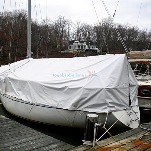 Sunshades Depot 20 Feet Heavy 10 Multi-purpose Waterproof Tent Camping