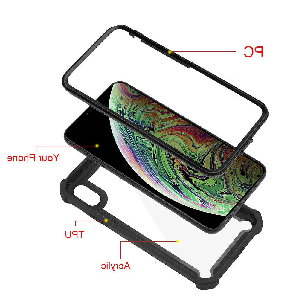 For iPhone Max XR XS X 6 8 Shockproof
