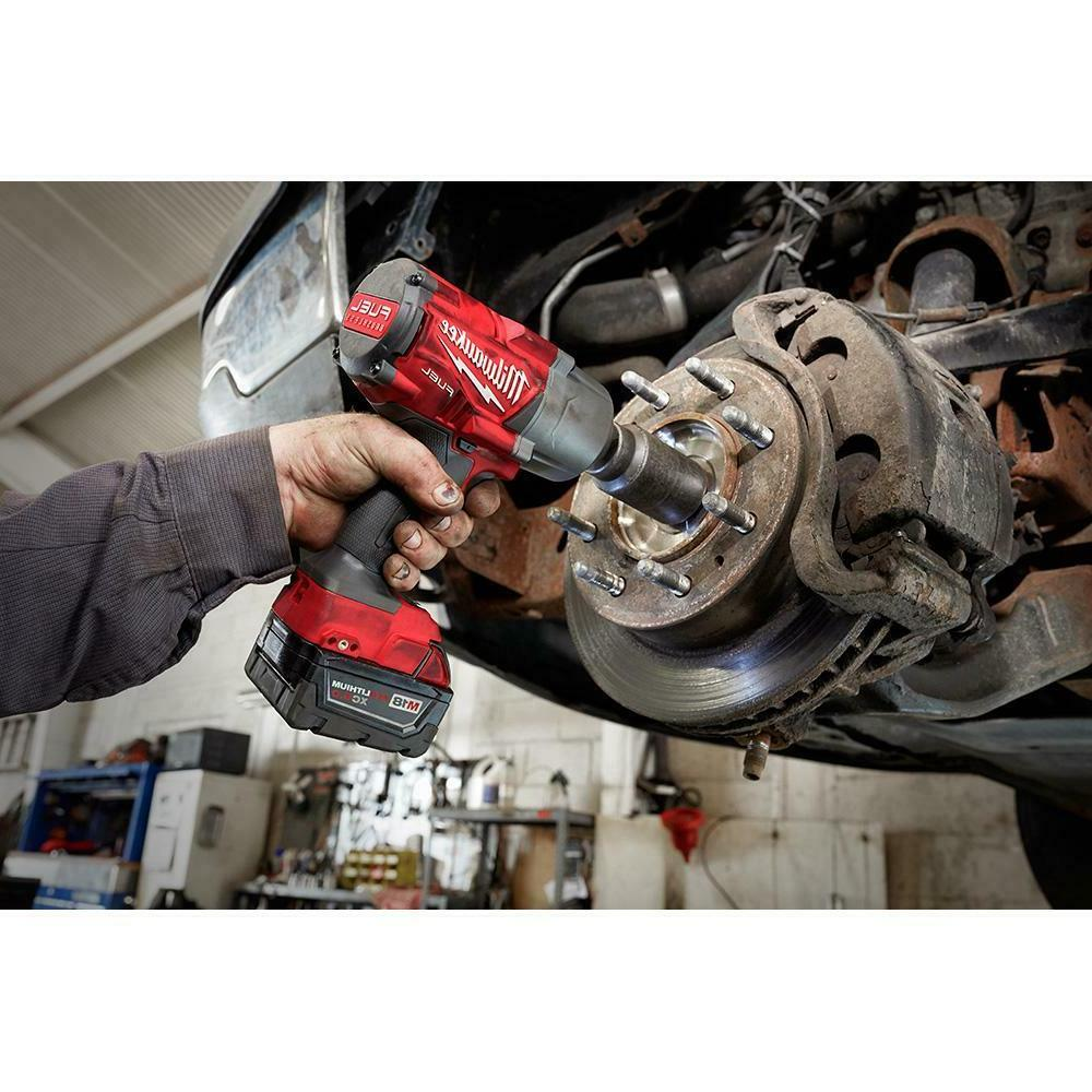 Impact Wrench Driver Handheld Light Speed