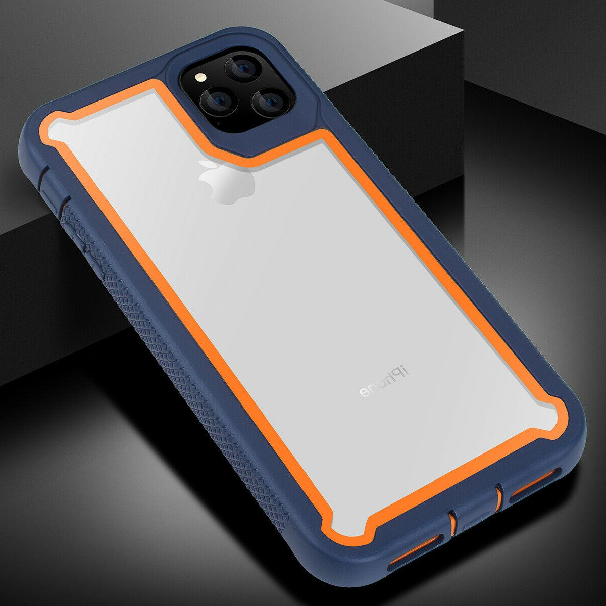 For iPhone 11 Max Case Heavy Back