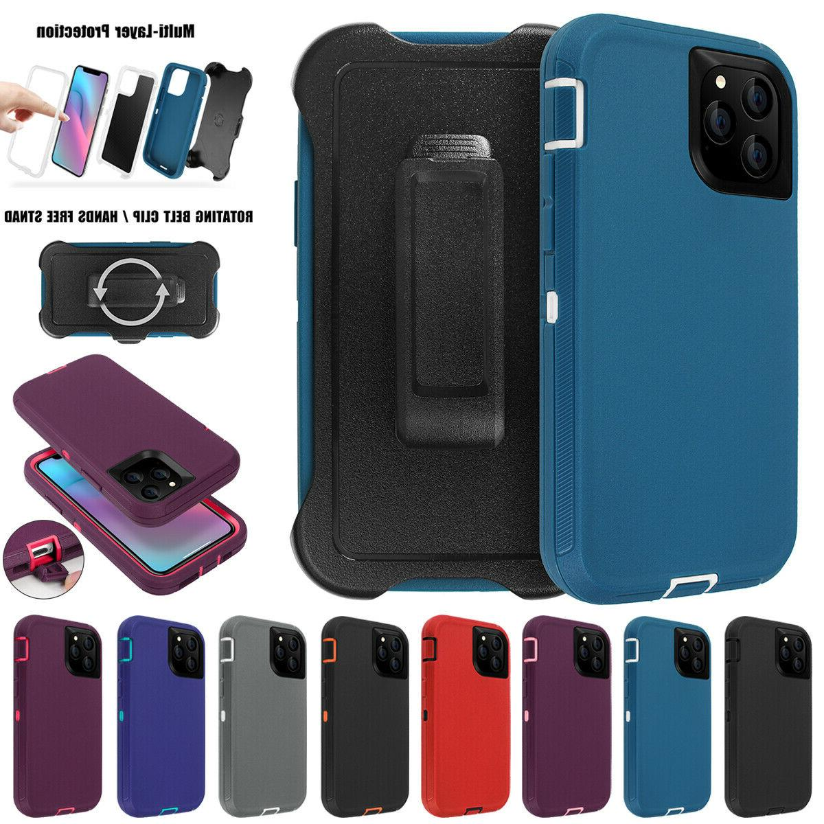 iphone 11 pro max shockproof hybrid