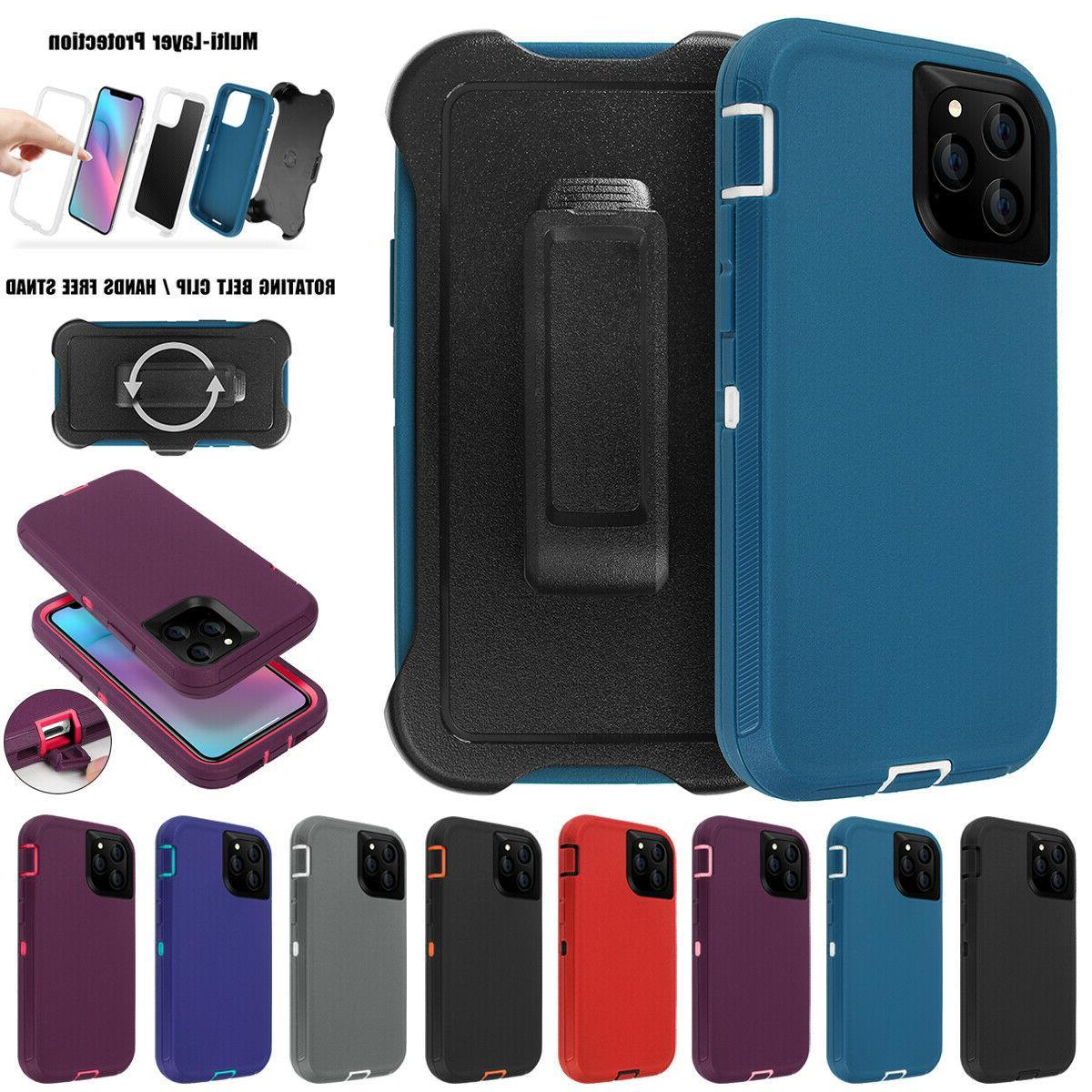 iphone 11 pro max shockproof hybrid