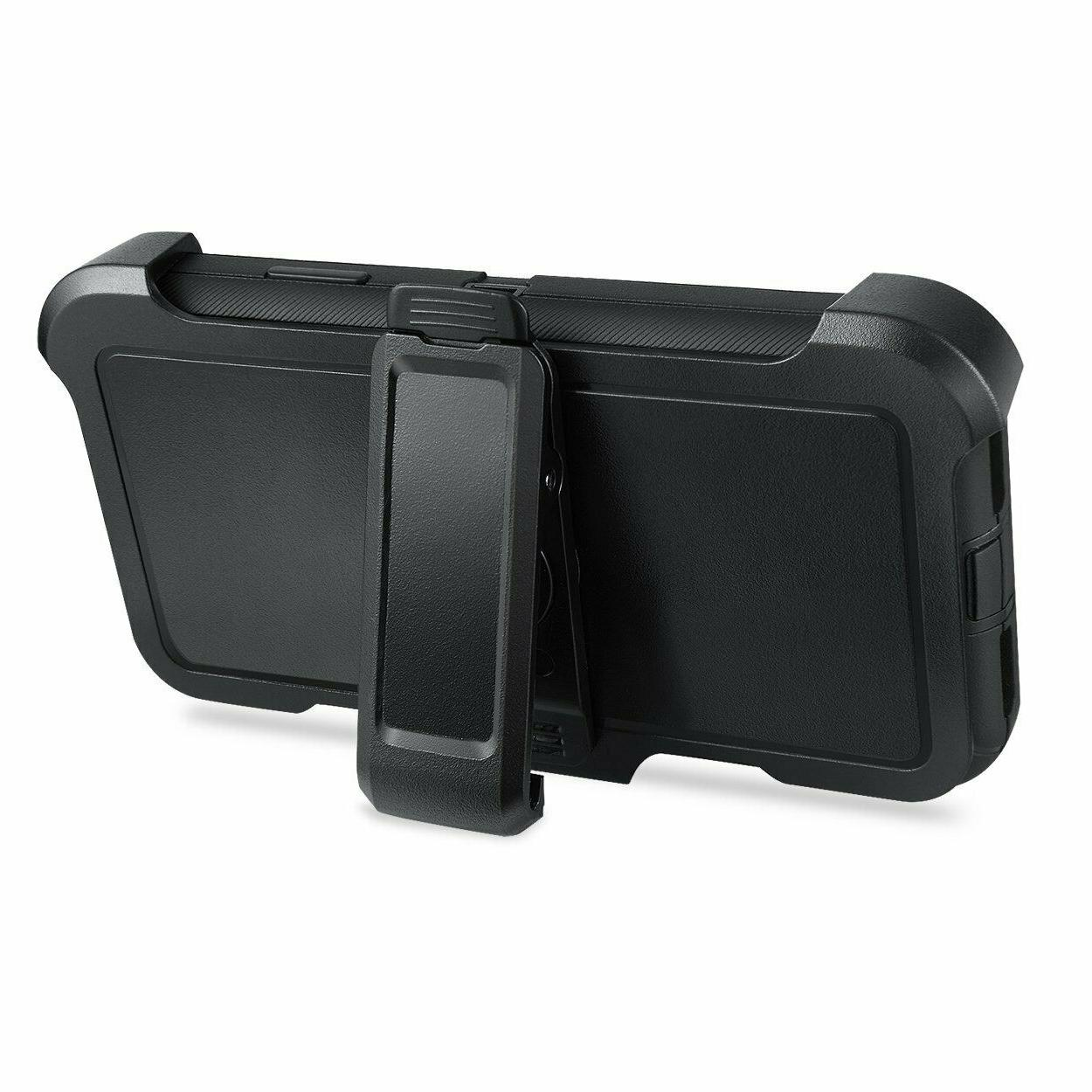 Case & iPhone With Screen Shockproof