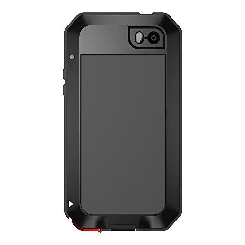 iPhone Case Aluminum Protective Metal Extreme Military Bumper Heavy Cover Shell for 6/6s -