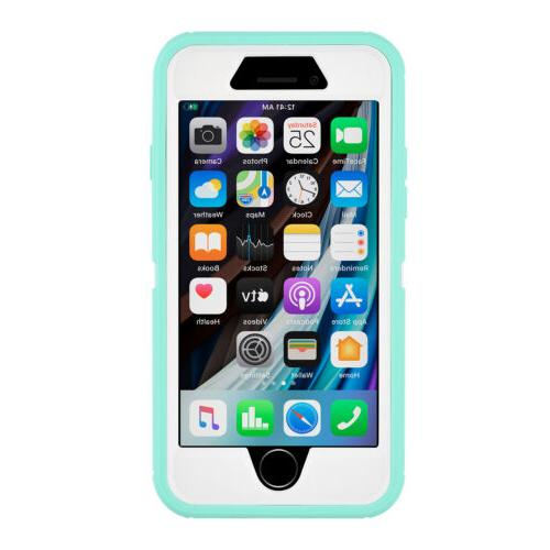 For SE Case Duty Cover+Screen Protector