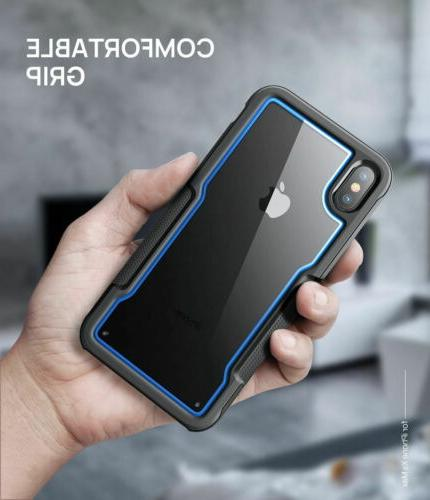 FOR iPhone XS MAX Duty Shockproof Slim Protection Cover