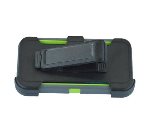 for iPhone XR/XS Hybrid Case Clip fit Otterbox Defender