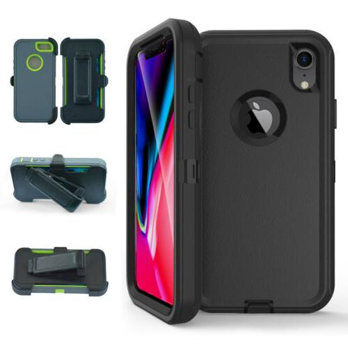 iphone xr xs hybrid case heavy