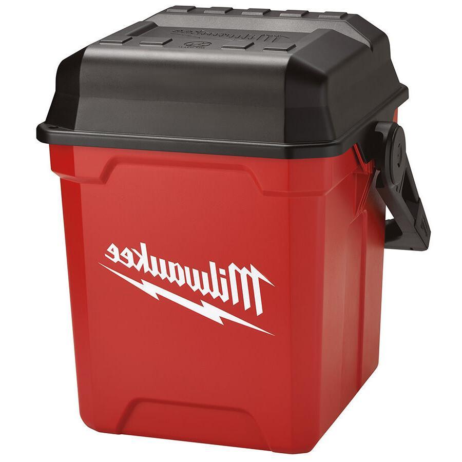 Milwaukee JOBSITE TOOL BOX 330x330x406mm MTB1400 Heavy Duty