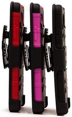 LG V20 Case, Heavy-Duty Full-Body Drop-Proof Belt-Clip Kicks