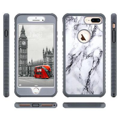 iPhone 8 Plus ULAK Heavy Shockproof Fit Cover