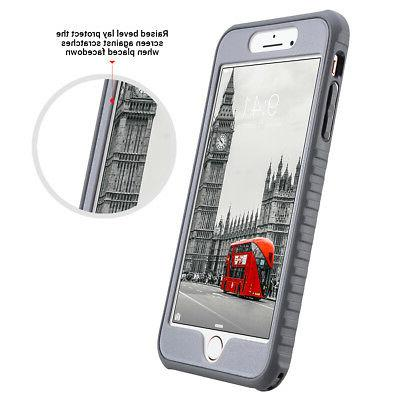 iPhone 8 ULAK Heavy Shockproof Fit