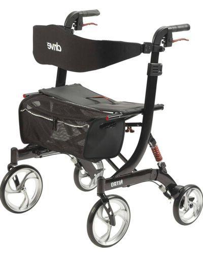 medical heavy duty nitro euro style walker