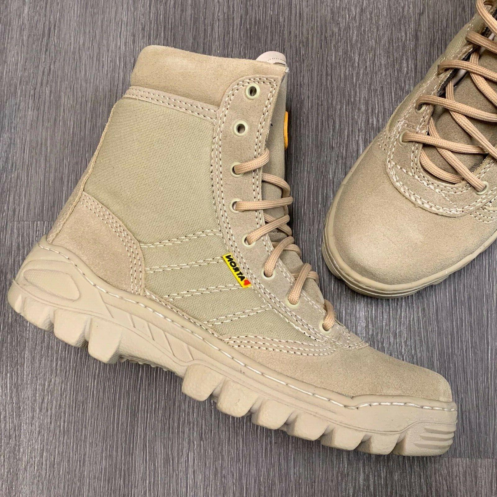 men s work boots combat tactical slip