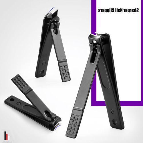 Men Steel Nail Finger Grooming Kit