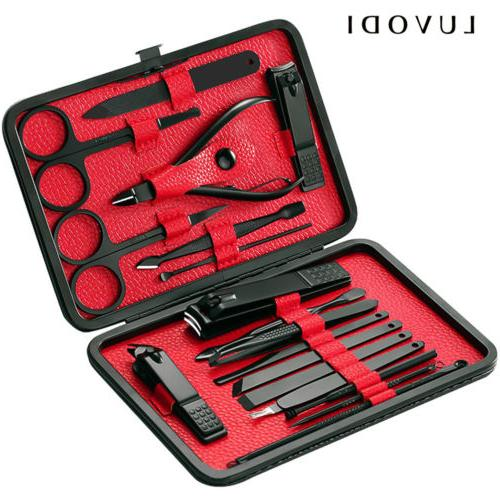 Men Steel Nail Finger Kit USA