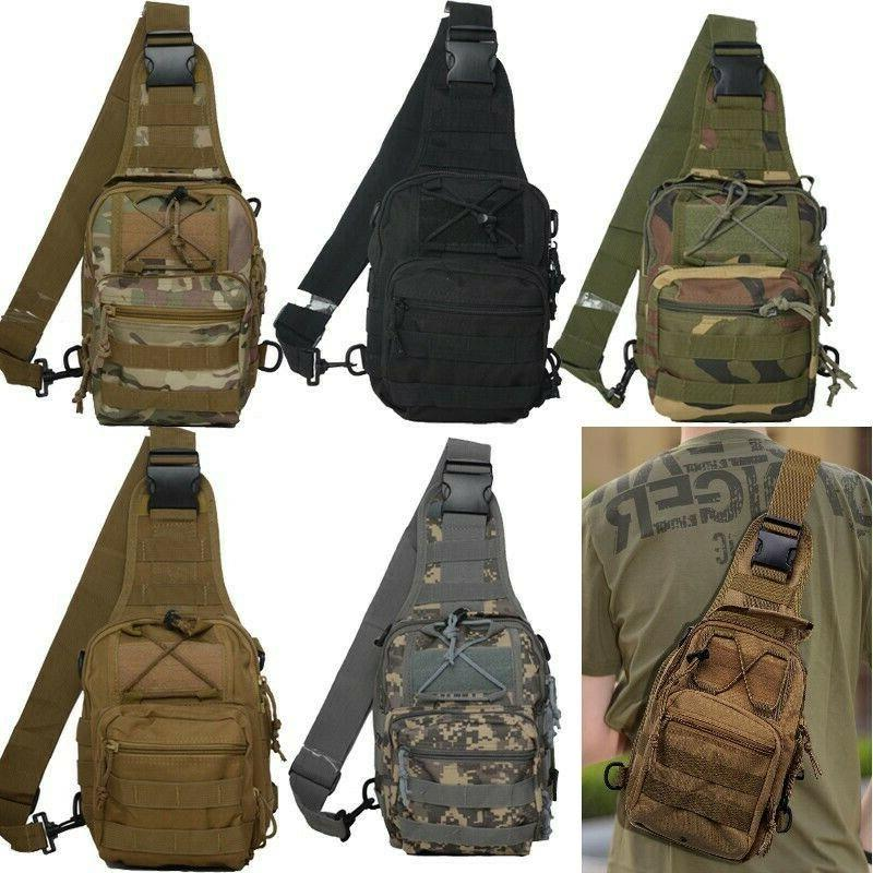 mens heavy duty crossbody pack tactical military