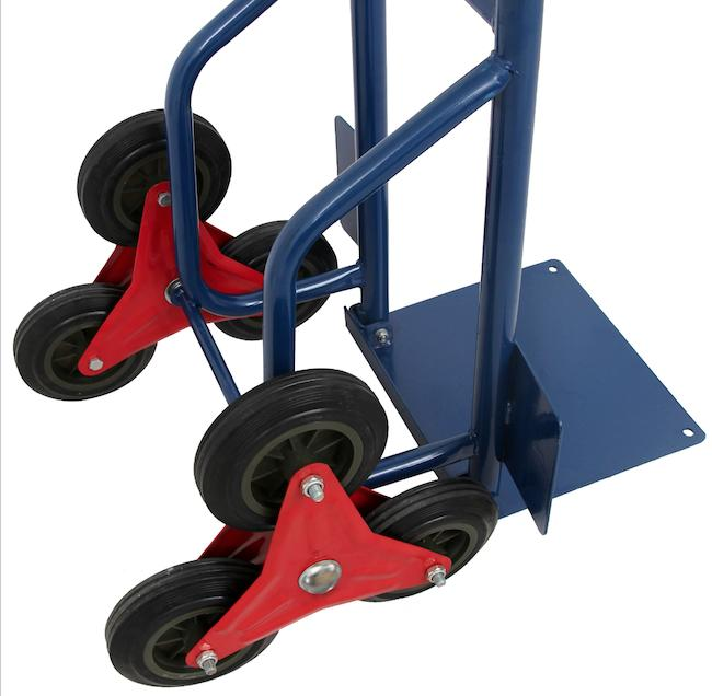 Moving Stair Climber Heavy Stair-Climber Carts Appliance