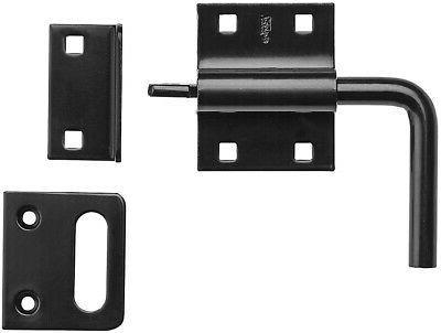 National Hardware N100-056 SPB1129 Heavy Duty Slide Bolt, Bl