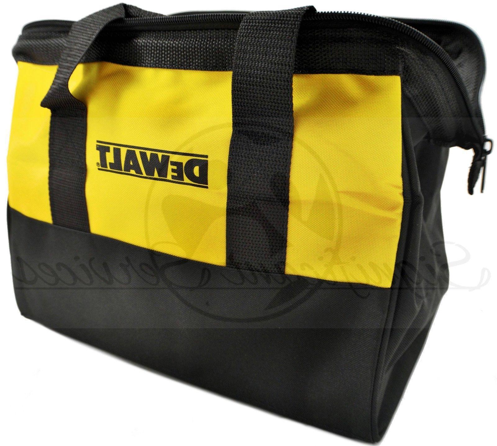 "NEW 13"" Duty Tool Bag 6 N037466"