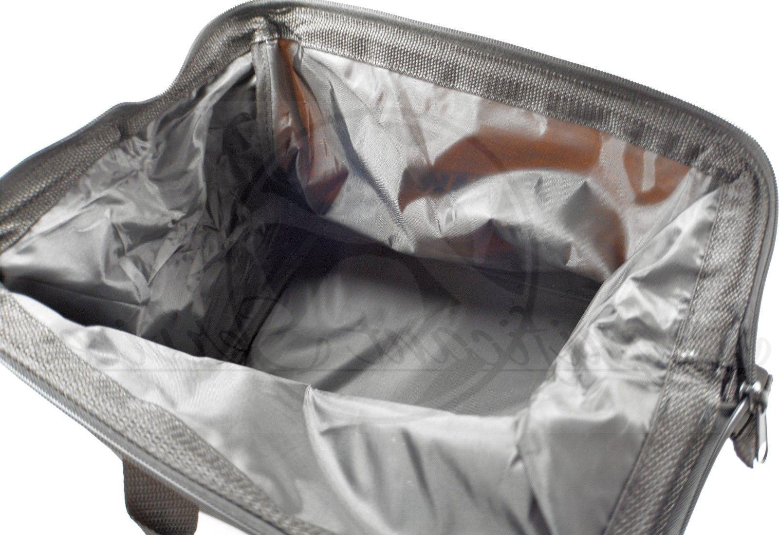 "NEW DeWALT 13"" Duty Nylon Canvas Tool Bag Pocket 6"