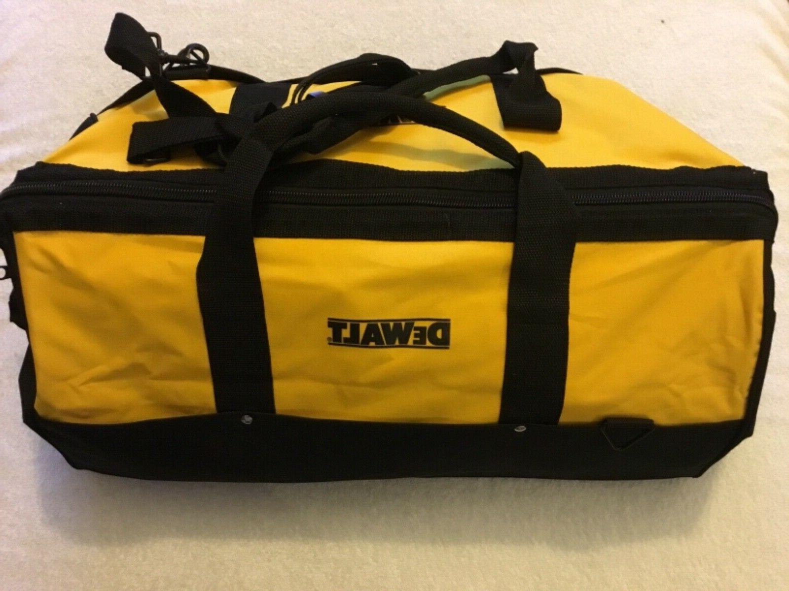 "New Dewalt 24"" Bag Heavy Nylon w &"
