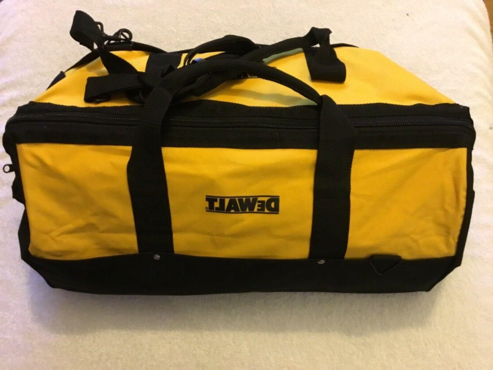 "New 24"" Bag Heavy Duty Nylon w Shoulder & 10"