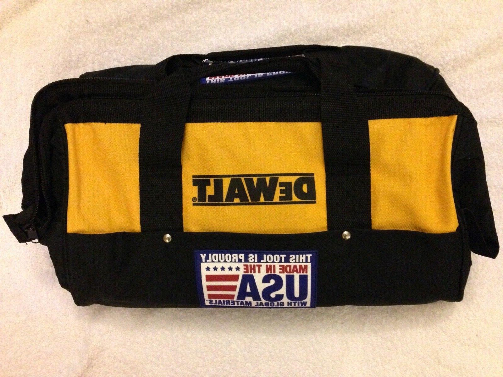 New Tool Bag Duty Ballistic Nylon 10 Pockets