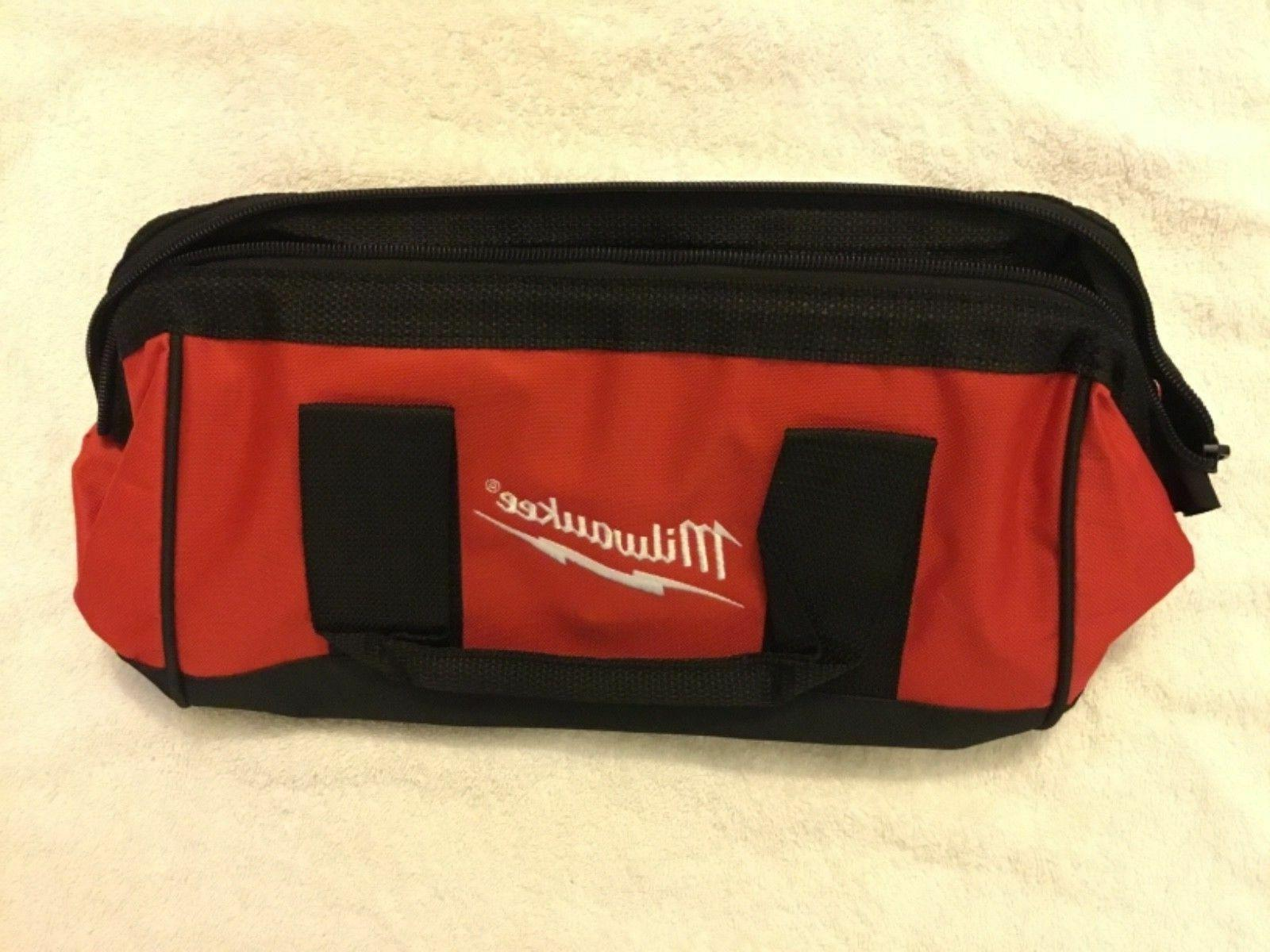 New Milwaukee x Heavy Duty Tool Bag