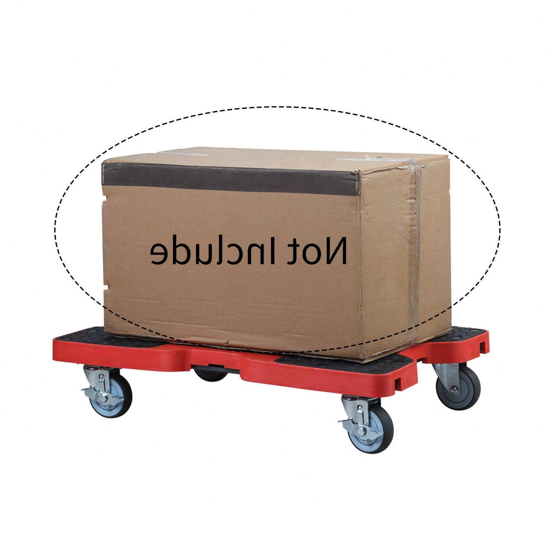 Panel Cart Dolly 1500 LB Platform Locking Wheels