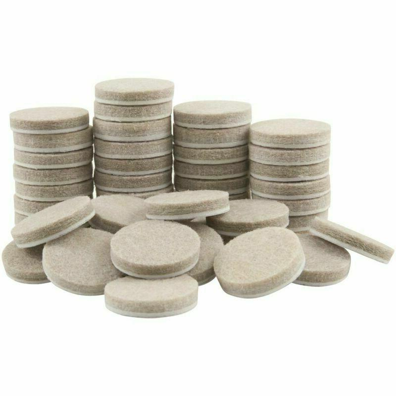 Patio Indoor Adhesive Heavy-Duty Felt Pads 50PCS
