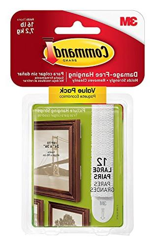 picture frame hanging strips sets