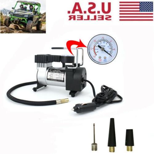 portable heavy duty 12v 150psi air compressor