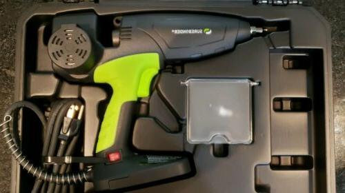 SureBonder Watt Motorized Heavy Duty Temp Glue Gun - New