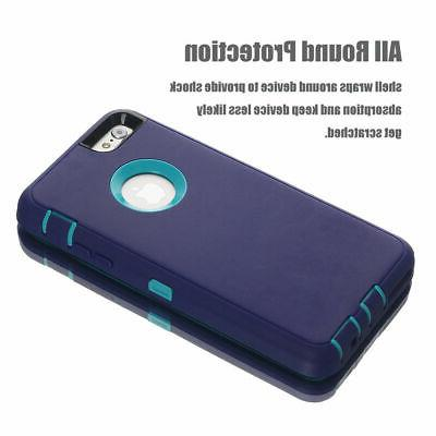 For iPhone 6 Hybrid Duty Cover