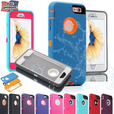 protective hybrid shockproof hard case cover
